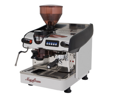 coffee machine with built in grinder