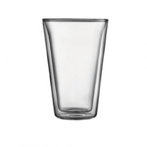Bodum Canteen 13.5oz Glass 2pc