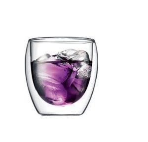 Bodum Pavina 8oz Glass 6pc
