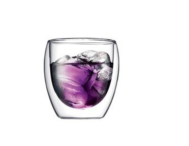 Bodum Pavina 8oz Glass 6pc