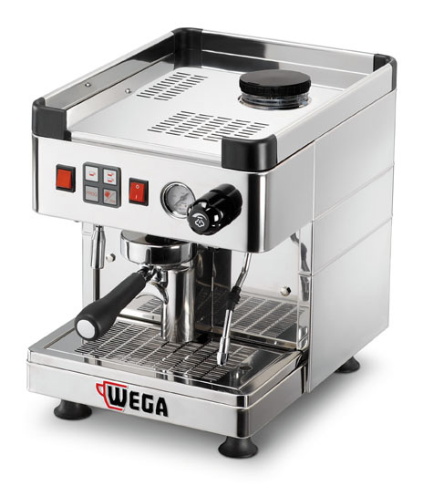 plumbed espresso machine