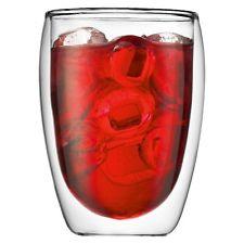 Bodum Pavina 12oz Glass 2pc