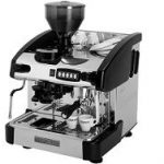 Expobar 1 Group Elegance with Built in Grinder Compact