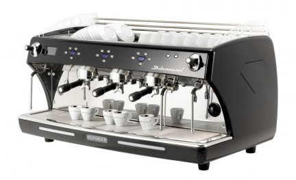 Ruggero 3 Group Diamant Multi Boiler