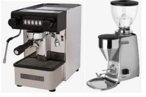 Expobar Office Control & Mini Mazzer Electronic
