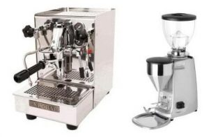 Expobar Office Leva & Mini Mazzer Electronic