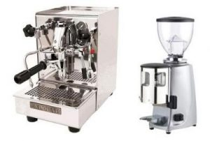 Expobar Office Leva & Mini Mazzer Manual