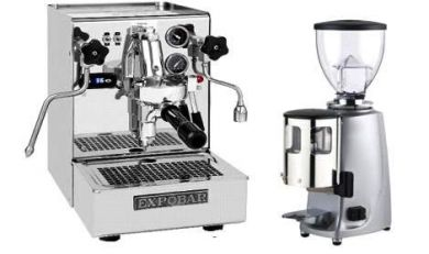 `Expobar Office Minore IV & Mini Mazzer Manual
