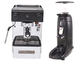 Expobar Office Semi Auto & Compak K3 Push