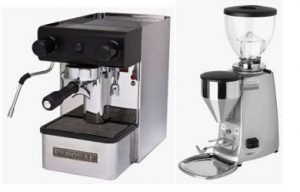 Expobar Office Semi Auto & Mini Mazzer Electronic