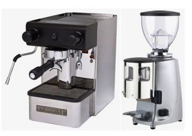 Expobar Office Semi Auto & Mini Mazzer Manual