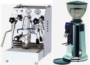 Isomac Tea Due & Macap M4D