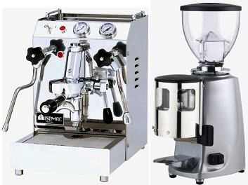 Isomac Tea Due & Mini Mazzer Manual