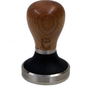 Pullman Coffee Tamper, Barista - Australian Oak Flat 58mm