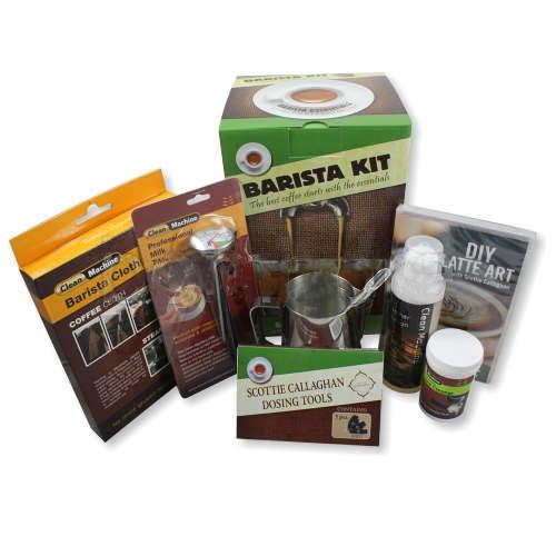 Barista Essential Kit, Latte Art
