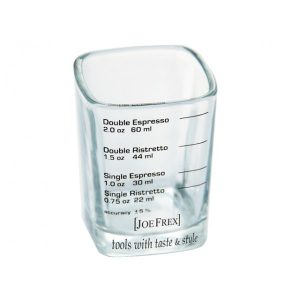 60ml Joe Frex Espresso Measure Glass