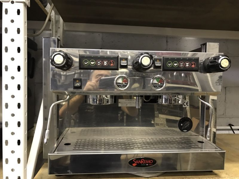 Machine A Cafe Sanremo