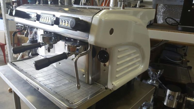 2 Group High Cup Multi Boiler Expobar Commercial Coffee