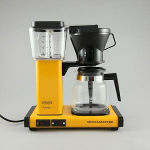 MOCCAMASTER CLASSIC YELLOW PEPPER