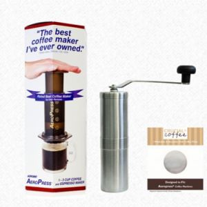 Aeropress Complete Tall Starter Kit
