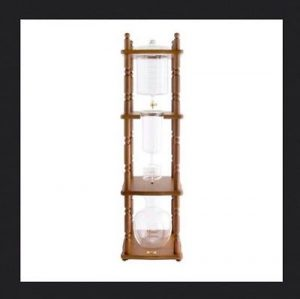 Cold Drip 25 Cups – Brown