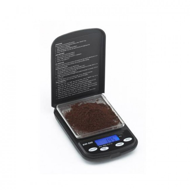 Digital Coffee Grind Scales - Joe Frex