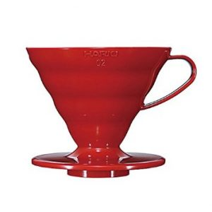Hario V60 Dripper 2 Cup - Red
