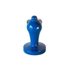 Blue Tamper Keyring