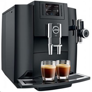 Jura E8 Automatic Coffee Machine