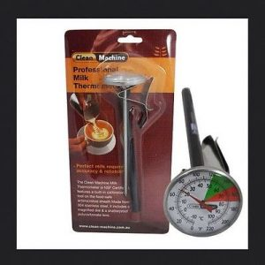 Clean Machine Professional Milk Thermometer – Short