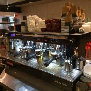 Coffee Machine San Remo Roma 3 Group