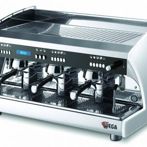 WEGA POLARIS Tron 2015 EVD Espresso Machine EVD2PR15 2 Group