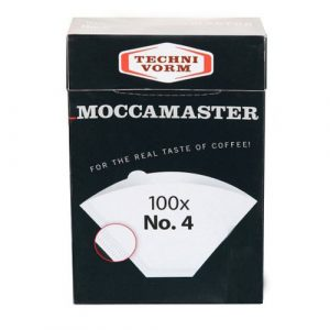 MOCCAMASTER FILTER #4 FOR KB/KBT