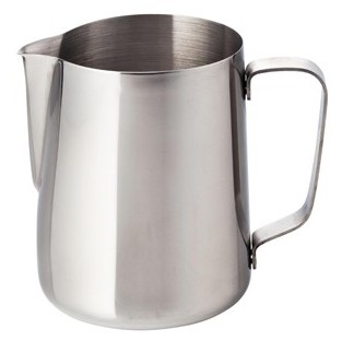 Milk Jug, 400ml, Stainless Steel