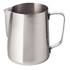 Milk Jug, 1 Litre, Stainless Steel