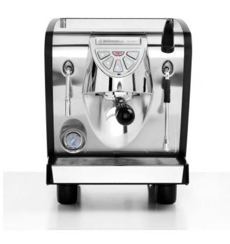 Nuova Simonelli Musica Espresso Machine Black Tank