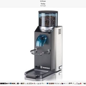 Rancilio Rocky Coffee Grinder Doserless