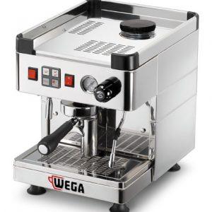 WEGA MININOVA STANDARD Espresso Machine EPUMINIV [1.5lt Tank]