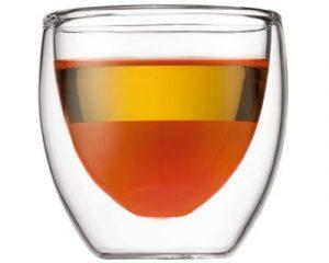 Bodum Pavina 2.5oz Glass 6pc