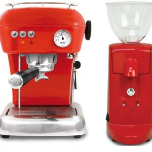 Dream Coffee Machine and i Mini Grinder