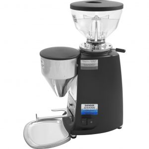 Mazzer Mini Electronic Grinder Black Model A