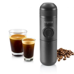 Minipresso Portable Espresso Machine