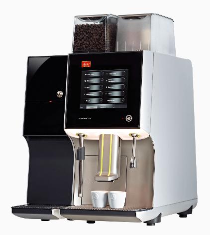 melitta cafina xt6 price basic model only coffee beanery. Black Bedroom Furniture Sets. Home Design Ideas