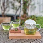 Hario Cha-Cha Kirara Tea Pot – Turquoise2