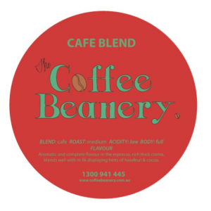 CAFE BLEND COFFEE